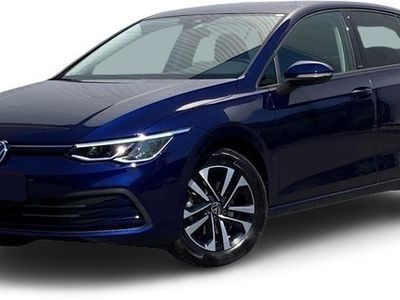 gebraucht VW Golf VIII Golf1.5 TSI United Navi LED App-Connect