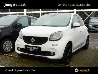 used Smart ForFour 66 kW turbo Sportpaket/Pano.