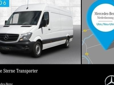 gebraucht Mercedes Sprinter 314 Kasten Autom. Klima PTS Schwingsitz S