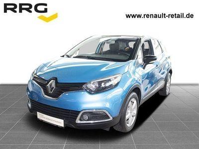 gebraucht Renault Captur Anniversary EDC Automatik, 8-fach bereift
