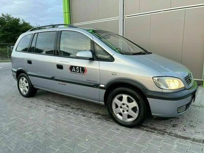 gebraucht Opel Zafira