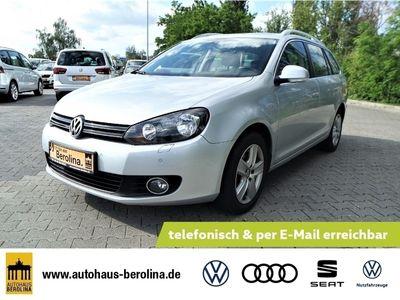 gebraucht VW Golf VI Variant VI 1.2 TSI Comfortline DSG *SHZ*GRA*