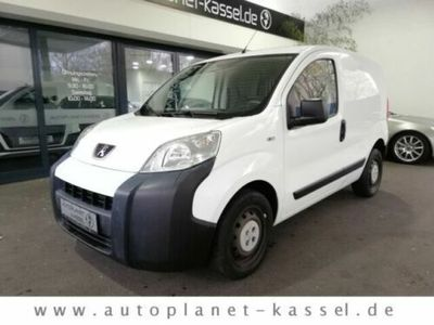 usado Peugeot Bipper 1.3 16V HDI Basis*CD/Radio*AHK*Schiebetür