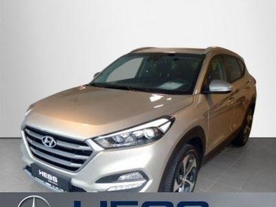 gebraucht Hyundai Tucson 1.6 Advantage 4WD NAVI Sitzh PDC
