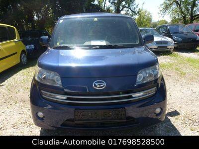 gebraucht Daihatsu Materia 1.5 '2007' EURO4 4x4