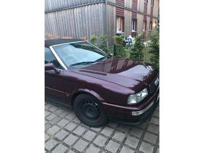 gebraucht Audi Cabriolet 2