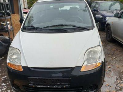 gebraucht Chevrolet Matiz 0.8 S Klimaanlage Euro 4