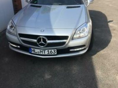 używany Mercedes SLK250 (BlueEFFICIENCY) 7G-TRONIC
