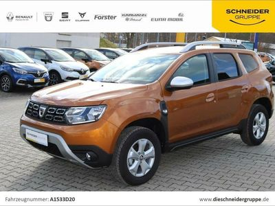 gebraucht Dacia Duster TCe 100 ECO-G 2WD Comfort