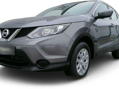 gebraucht Nissan Qashqai 1.2 DIG-T Visia*Bluetooth*wenig km*