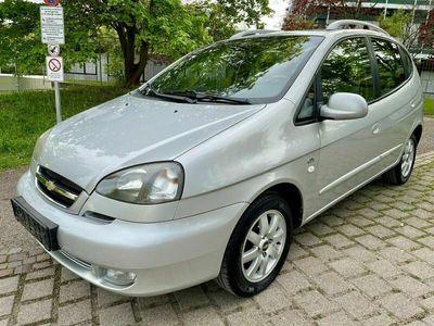 gebraucht Chevrolet Tacuma 2.0 CDX*Automatik*Klimaautom.*Tempomat*