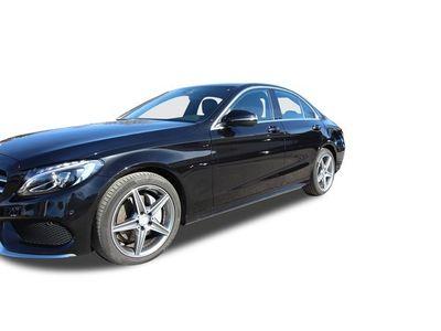 gebraucht Mercedes C180 AMG Line Business-Paket Plus Tempomat