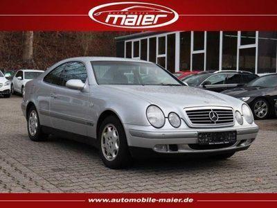 gebraucht Mercedes CLK200 Coupe Elegance -Klimaa.-SHZ -Sportsitze