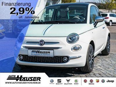 gebraucht Fiat 500 1.2 8V S+S COLLEZIONE BICOLORE NAVI PANO PDC