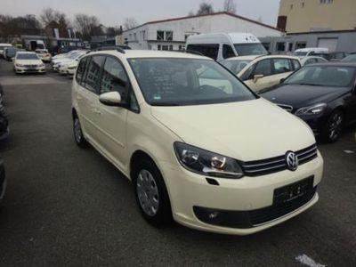gebraucht VW Touran 2.0 TDI* Automatik*7 Sitzer* Euro 5