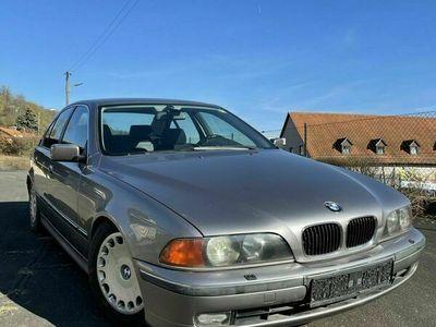 gebraucht BMW 523 i 1.Hand
