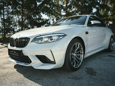 gebraucht BMW M2 Coupe Competition Kam LED NAVI REMUS Garantie als Sportwagen/Coupé in Bad Saulgau