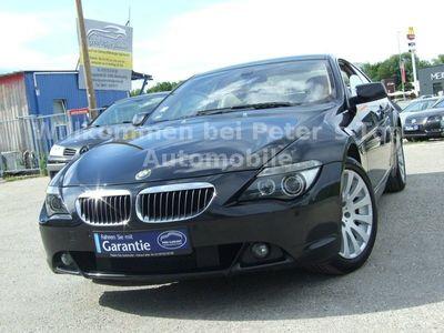 gebraucht BMW 645 CI*MOTOR KOMPLETT ÜBERHOLT*TÜV NEU*GARANTIE