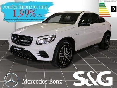 gebraucht Mercedes GLC43 AMG AMG AMG-Line AHK/Comand/360°/Totwink./LED