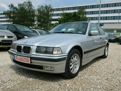 gebraucht BMW 316 Compact 316 i Edition