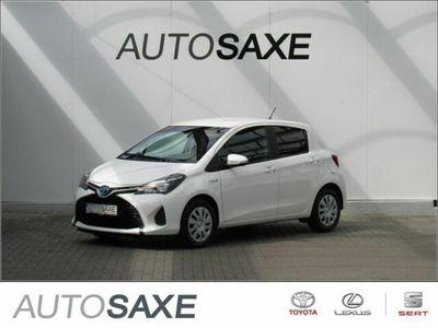 gebraucht Toyota Yaris Hybrid 1.5 VVT-i Comfort*KLIMA*KAMERA*USB*