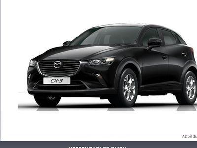 gebraucht Mazda CX-3 SKYACTIV-G 121 FWD Center-Line