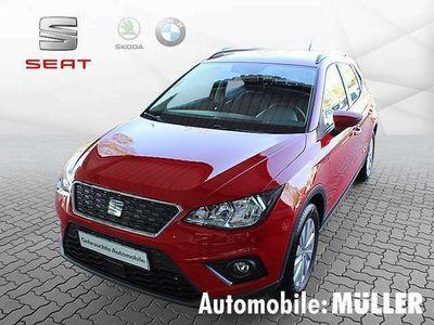 gebraucht Seat Arona 1.0 TSI DSG Style als SUV/Geländewagen/Pickup in Leipzig