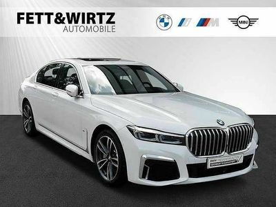 gebraucht BMW 745 Neu e M Sport HUD Massage Leas. ab 1.025- broAnz