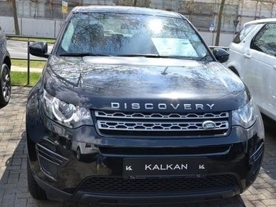 gebraucht Land Rover Discovery Sport 2.0 TD4 Pure Aut. Winterpaket,
