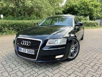gebraucht Audi A8 3.0 TDI Quattro *Side-Assistent*Alcantara*S-Line*Top*