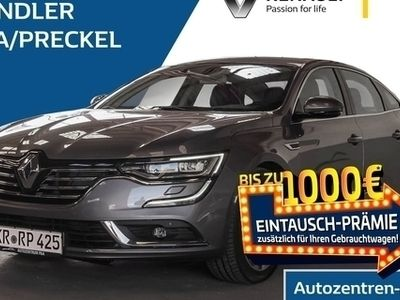 gebraucht Renault Talisman LIMITED Blue dCi 150/Deluxe+Winterpaket