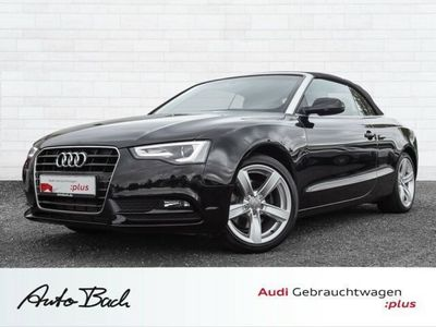 gebraucht Audi A5 Cabriolet 1.8TFSI Navi Xenon Sitzheizung GRA