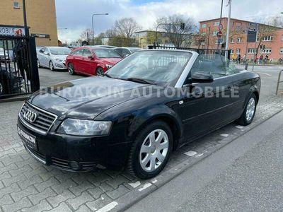 gebraucht Audi A4 Cabriolet 2.5 TDI SERVICE-ZAHNRIEHMEN-TÜV NEU