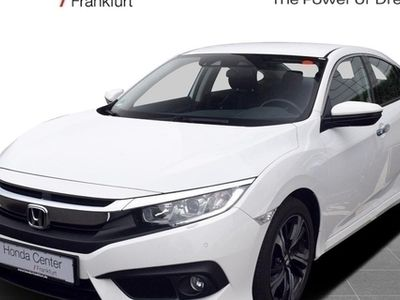käytetty Honda Civic Limousine 1.5 Elegance