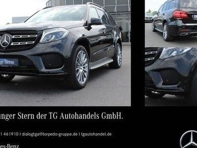gebraucht Mercedes GLS350 d 4M AMG Line COMAND+KAMERA+DISTRONIC+SHD