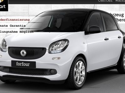 gebraucht Smart ForFour 52kW passion DCT cool&Audio Tempom Klima