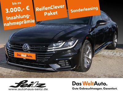 gebraucht VW Arteon R-Line 2.0 TDI 4Motion PANORAMA*NAVI*PDC*