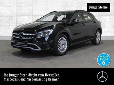 gebraucht Mercedes GLA180 Navi PTS Sitzh Temp Keyl-GO