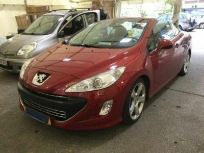 gebraucht Peugeot 308 CC 2.0 Platinum EU5 unfallfr 8xReifen 0%-Fin