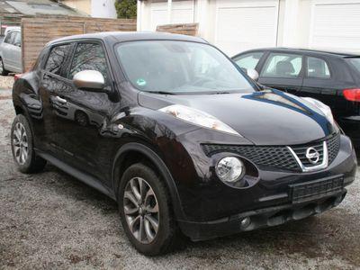 gebraucht Nissan Juke Shiro LEDER KLIMAAUTOMATIK NAVIGATION