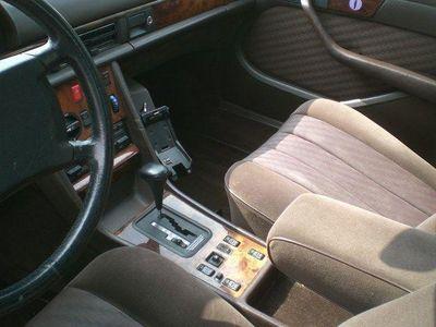 gebraucht Mercedes 300 SE Automatik SSHD G-Kat