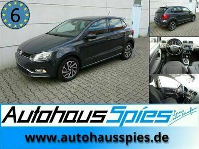 gebraucht VW Polo Neu 1.2 TSI BMT EURO6 Sound KlimaAut Shz