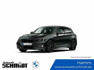 gebraucht BMW 125 d Edition M Sport Shadow Navi Prof. PDC RFT als Limousine in Hamm