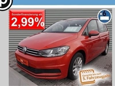 gebraucht VW Touran 1.6 TDI BMT Comfortline NAVI KAMERA WLAN SITZHZG P