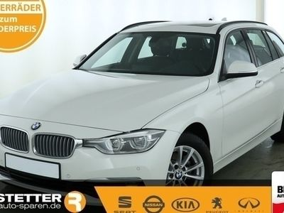 gebraucht BMW 320 i Touring Luxury Line Purity Aut. Leder Pano Bus NaviProf LED eHeck SHZ PDC AHK