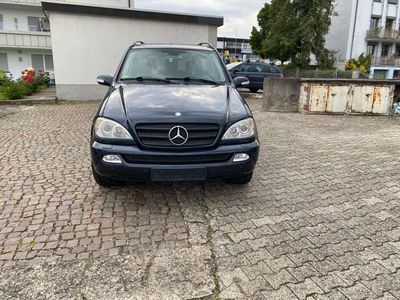 gebraucht Mercedes ML270 CDI InspirationTel(049)017631475866