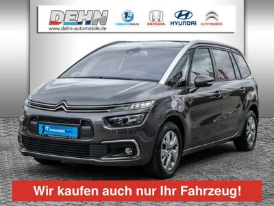 gebraucht Citroën Grand C4 Picasso / SpaceTourer THP 165 AT6 Selection/ACC/Navi/