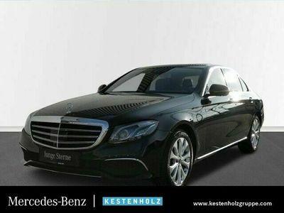 gebraucht Mercedes E400 4MATIC Limousine