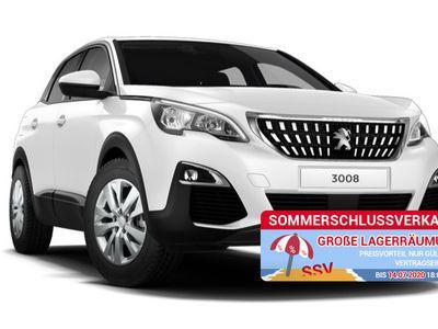gebraucht Peugeot 3008 1.5 BHDI 130 Aut Active MirrorL in Kehl