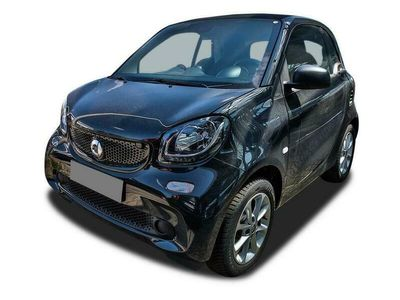 gebraucht Smart ForTwo Coupé ForTwo52 kW twinamic COOL&AUDIO+TEMPOMAT+